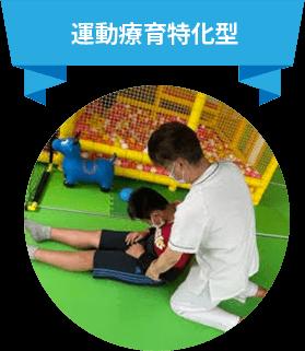 運動療育特化型